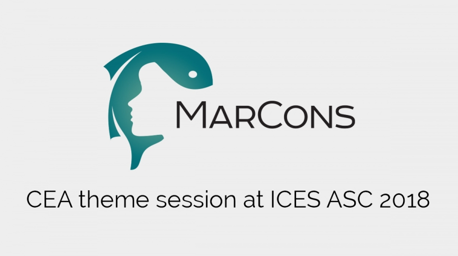 CEA theme session at ICES ASC 2018: Call for abstracts now open
